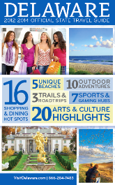 2012 Delaware Travel Guide
