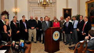 Governor Markell signs executive order 36 launching regulatory reform and review