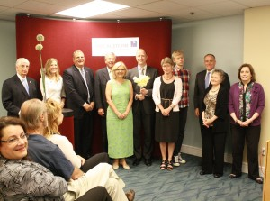 Gov. Markell Welcomes the Specialisterne Foundation to Delaware