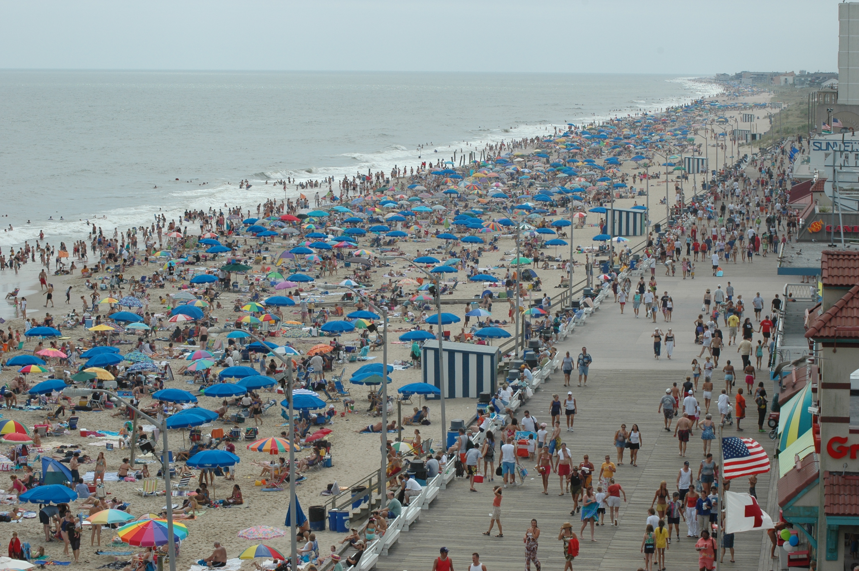 Rehoboth Beach Receives 5 Star Rating For Clean Water Quality State Of Delaware Newsstate Of