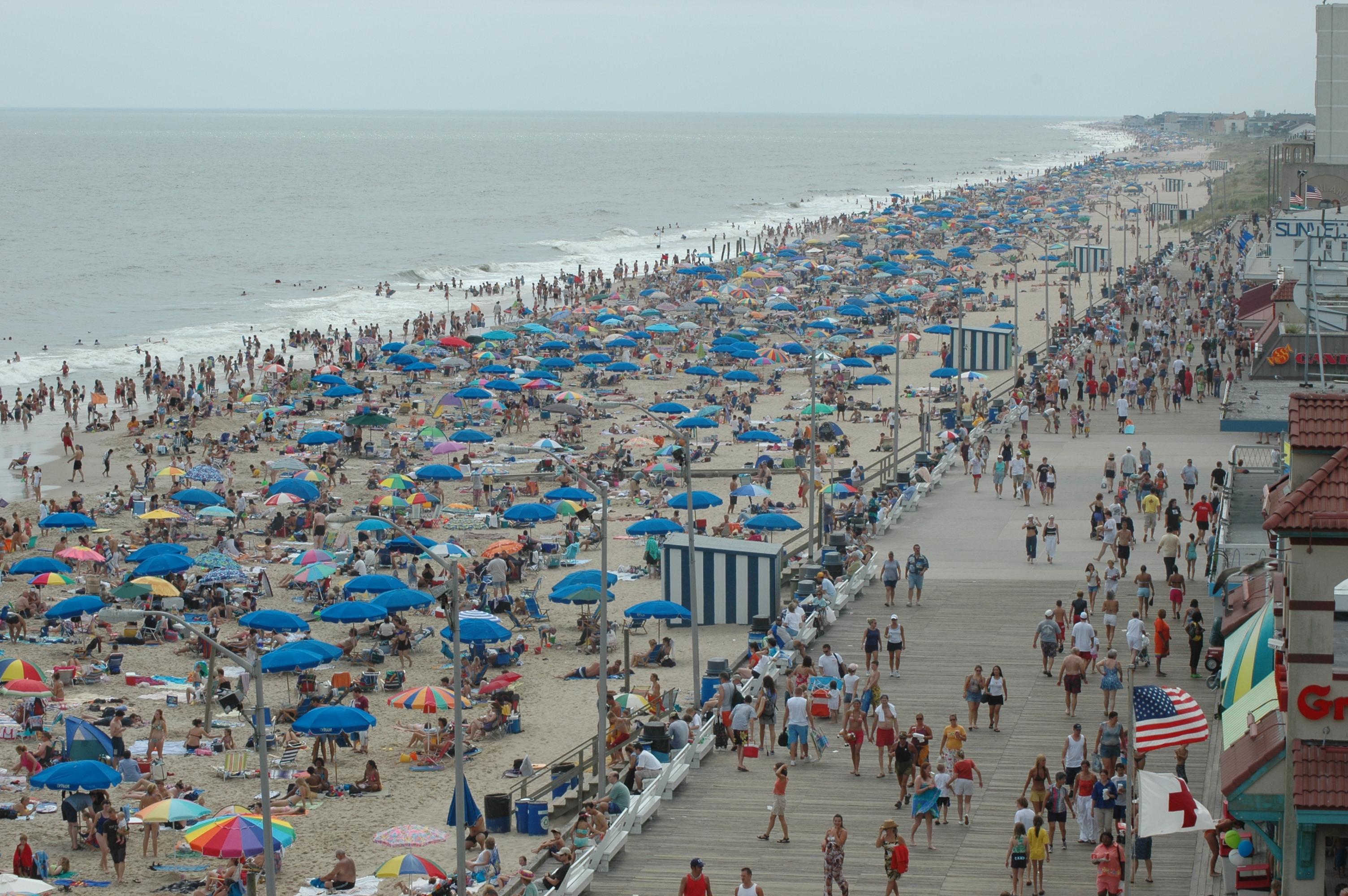 Oceanfront Hotels In Rehobeth And Dewey Beach