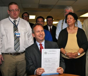 Governor Markell Signs Bill Modernizing Delaware's Mental Health System