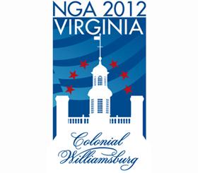 National Governor's Association Logo for 2012