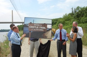 Trail named after former Congressman and Governor Mike Castle