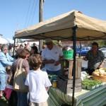 Milton Farmers' Market 2012