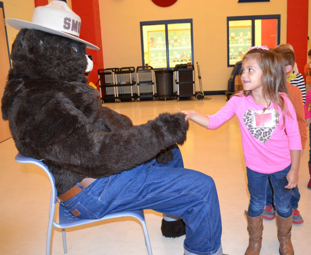 Smokey Bear_McIlvaine Early Childhood Center_2013 (2)