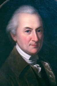 Portrait of Johnson Dickinson