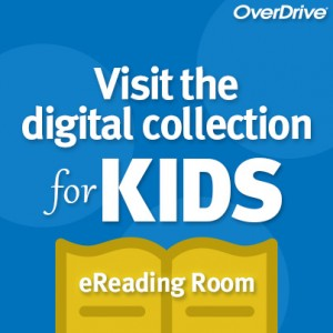 Kids eReading Room Graphic