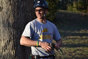 Thomas Whitelock will discuss advanced tree climbing.