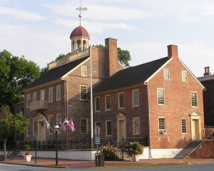 New Castle Court House