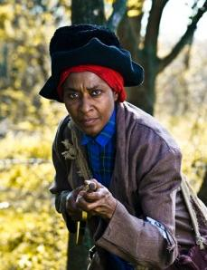 Dr. Daisy Century will portray Harriet Tubman on June 15.
