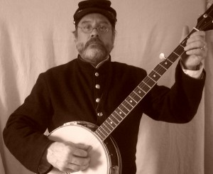 Matthew Dodd will perform songs and stories of the Civil War on June 15.