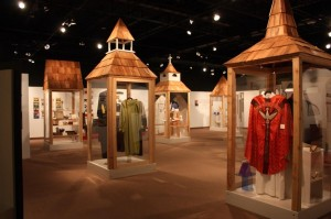"""Section of the exhibit """"Forging Faith, Building Freedom: African American Faith Experiences in Delaware, 1800-1980."""""""