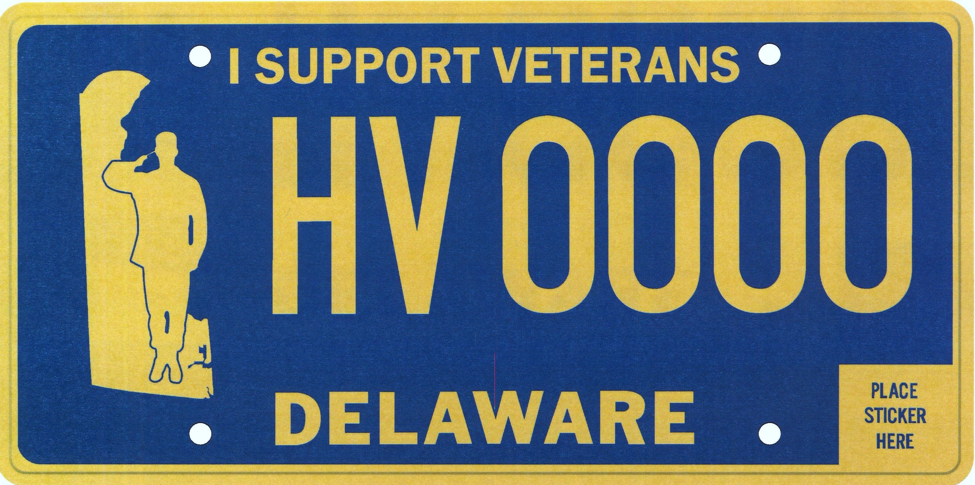 Delaware commission of veterans affairs announces for Free fishing license for veterans