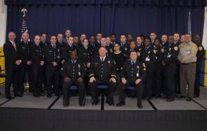 Correctional Officer graduation 12.12.14