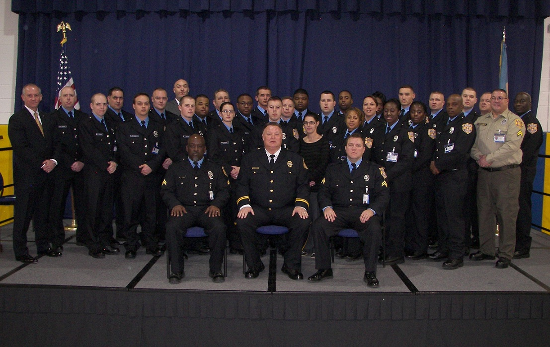 department of correction graduates new class of correctional officers state of delaware. Black Bedroom Furniture Sets. Home Design Ideas