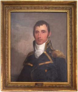 Portrait of Commodore Jacob Jones