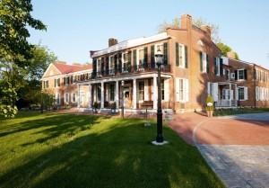 Mansion house at Buena Vista.