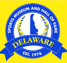 Delaware Sports Museum and Hall of Fame logo