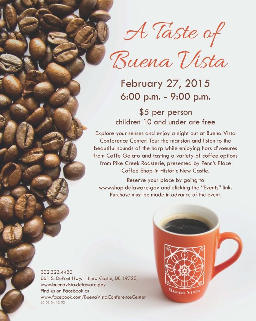 Taste of Buena Vista poster