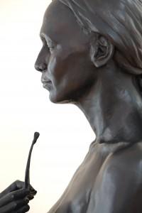 Harold Kalmus, Wishbone (detail), 2014