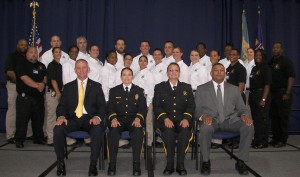 Basic Officer Training Course Class 13 graduates