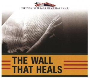 Vietnam Wall News Release Flyer
