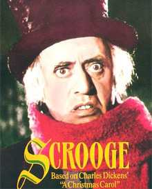 "The holiday classic ""Scrooge"" will be screened at the New Castle Court House Museum on Dec. 2, 2015."