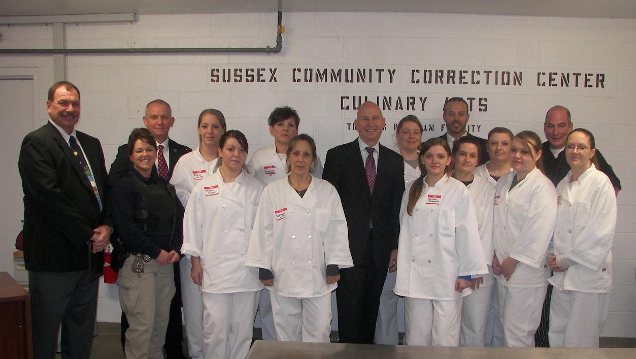 Governor, Department of Correction, educators celebrate graduation ...