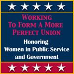 2016 Women's History Month Logo