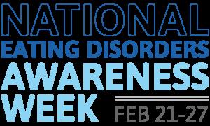 National Eating Disorders Awareness Week 2016 logo