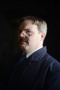 Peyton Dixon will portray President Teddy Roosevelt on June 19, 2016.