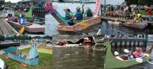 Cardboard-regatta-montage