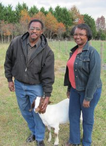 Norman and Gwen Pierce