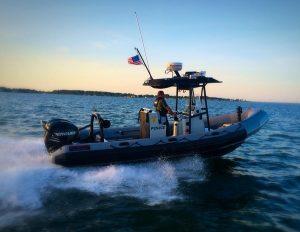 Marine Patrol (MP) Mike