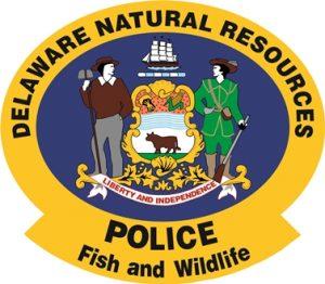 DE F&W Natural Resources Police logo