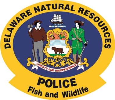 Dnrec fish wildlife natural resources police arrest two for Dnrec fishing report