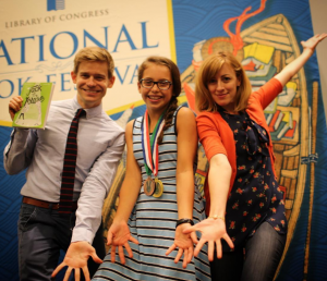 Photo (l-r) - Andrew Keenan-Bolger, Rachel Smookler, Kate Wetherhead Photo credit - Joe Bellavia