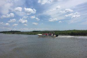 DNERR Boat Trip