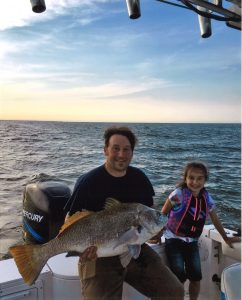 """First-place winner """"Daddy & Daughter's 1st Drum"""" by Shenna Bogetti of Dover."""
