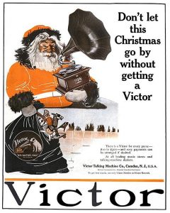 "The Johnson Victrola Museum will present ""A Victrola for Christmas"" on Dec. 3, 2016."