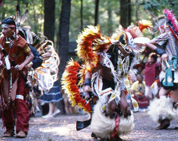 Nanticoke Pow-Wow, 1991