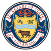 Picture of the Seal of the Delaware Secretary of State