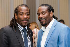 Delaware Poets Laureate - Nnamdi Chukwuocha and Albert Mills