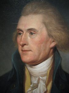 Thomas Jefferson will be among the Founding Fathers and Mothers featured at the April 20, 2017 lecture.