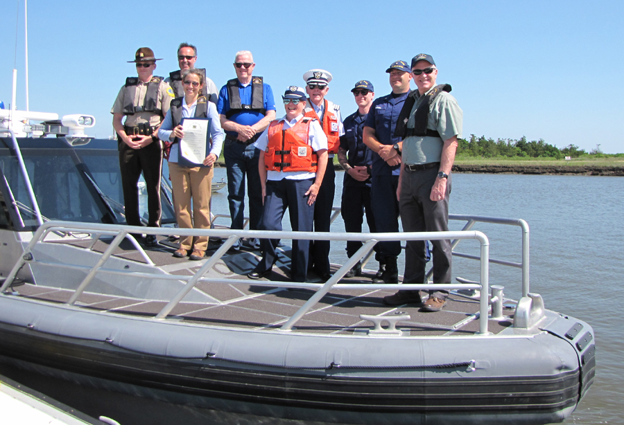 Dnrec Kicks Off National Safe Boating Week May 20 26 In