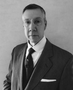 Neill Hartley of the American Historical Theatre will portray President Woodrow Wilson on June 19, 2017.