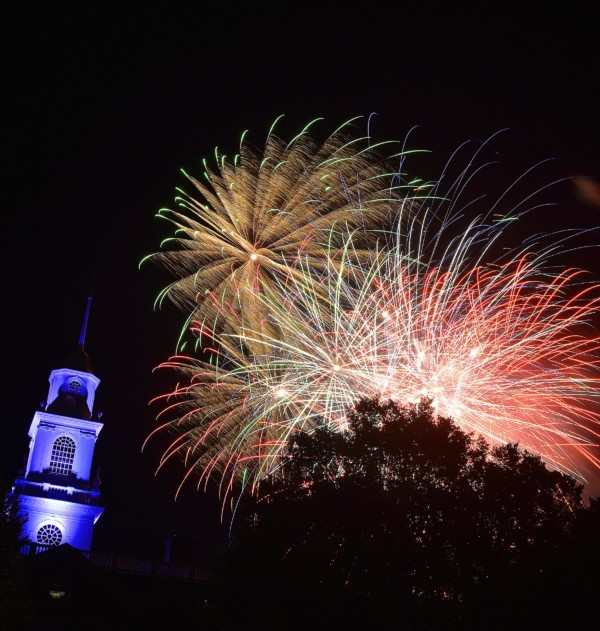 Dover DE -Fireworks