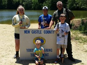 2017 New Castle Youth Fishing Tournament Winners