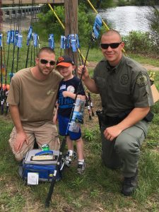 2017 Sussex Co. Youth Fishing Tournament Winner